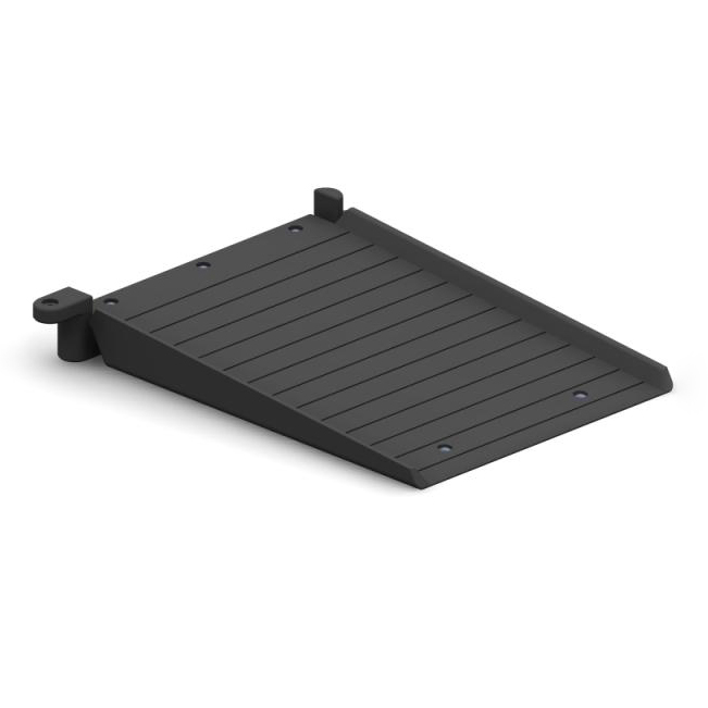 Wheelchair Ada Accessible Flush Mount Ramp For Funtimbers
