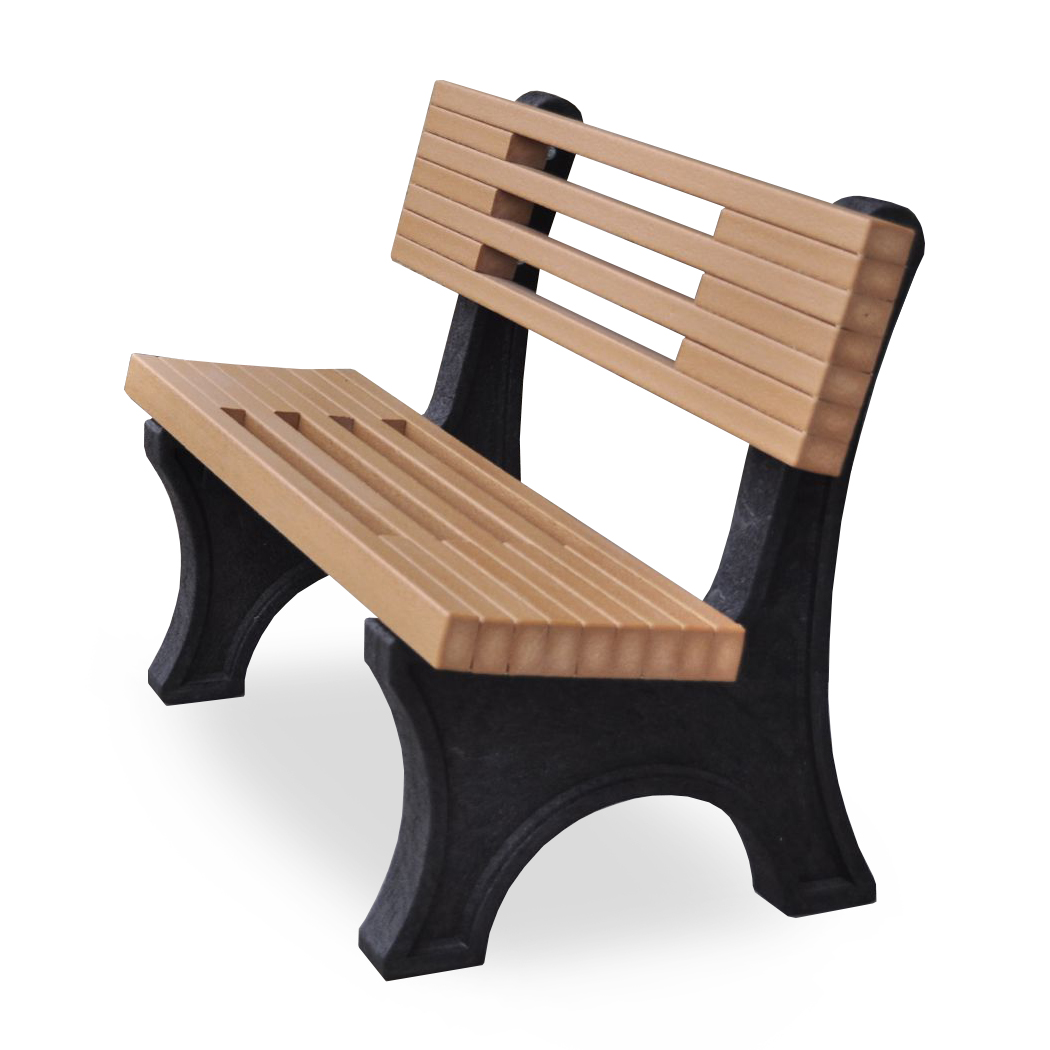 Ariel Bench By Jayhawk Plastics Outdoor Park Seating Aaa State Of Play
