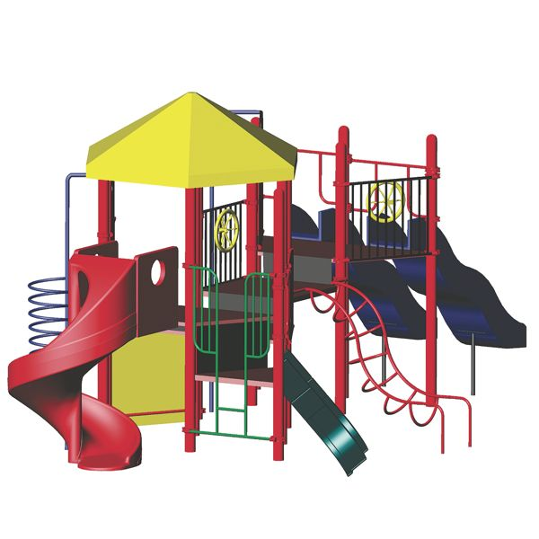Christel Modular Playground By Sportsplay Commercial