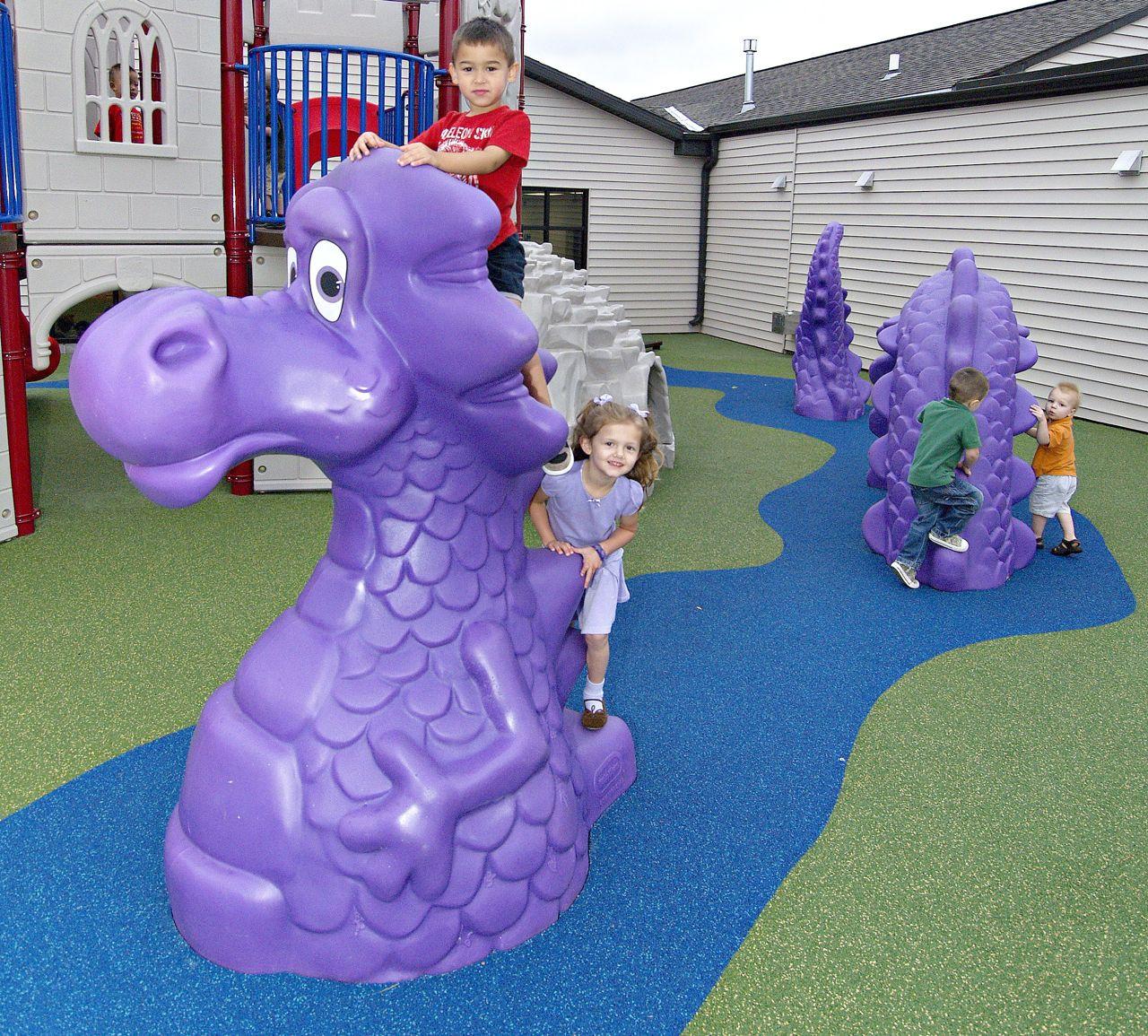 Dragon Challenge Little Tikes Outdoor Playground Structure