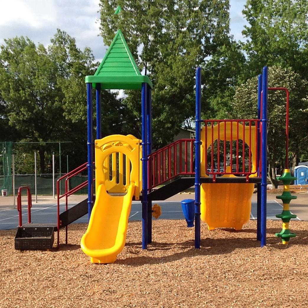 Port Angeles Playground System By Playground Equipment Dot