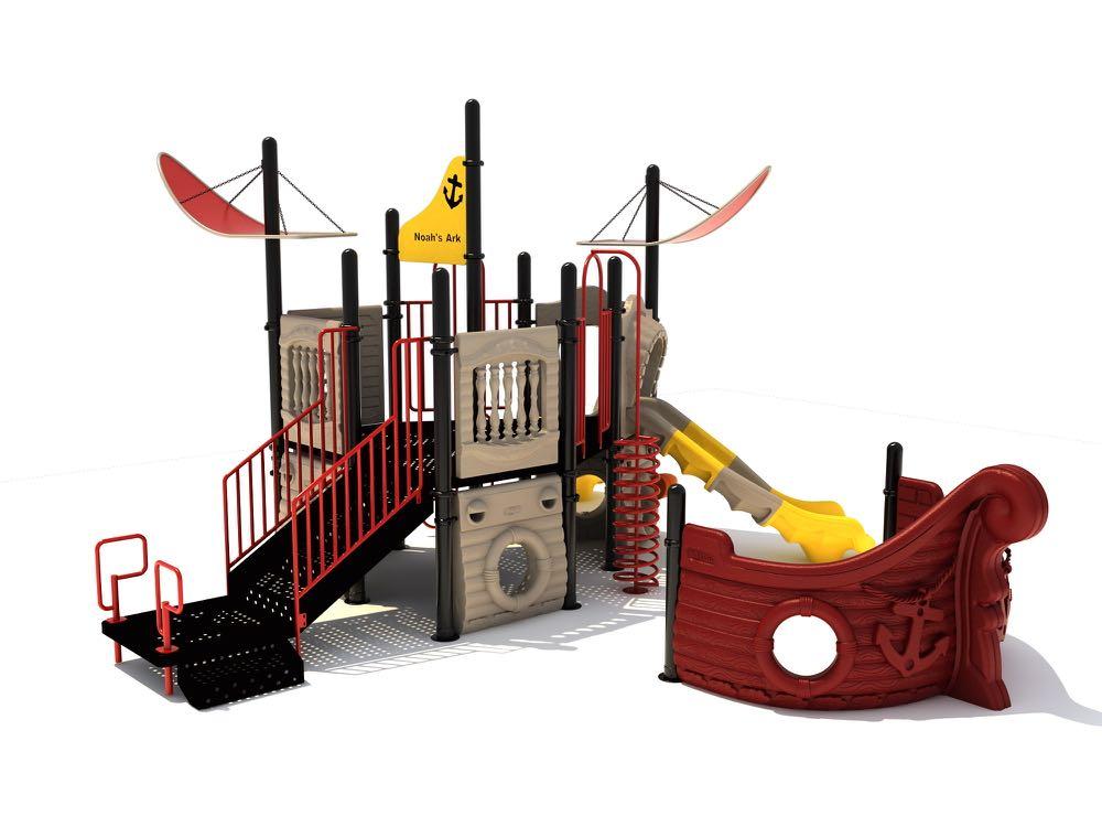 Noah S Ark Playground By Playground Equipment Dot Com