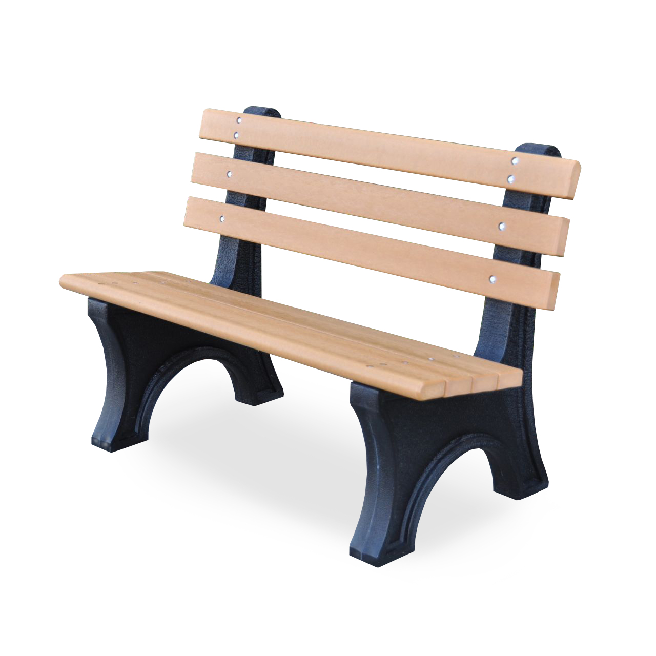 Comfort Park Avenue Bench By Jayhawk Plastics Outdoor Benches For Parks Aaa State Of Play