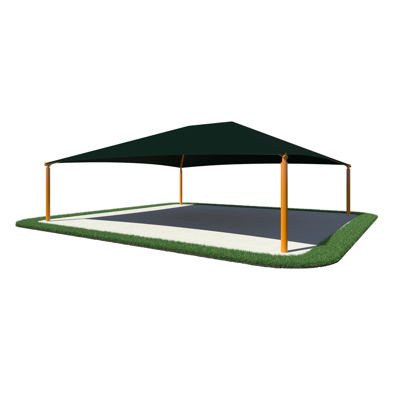 Outdoor Shade Structures | Playground Shade Structures | AAA State ...