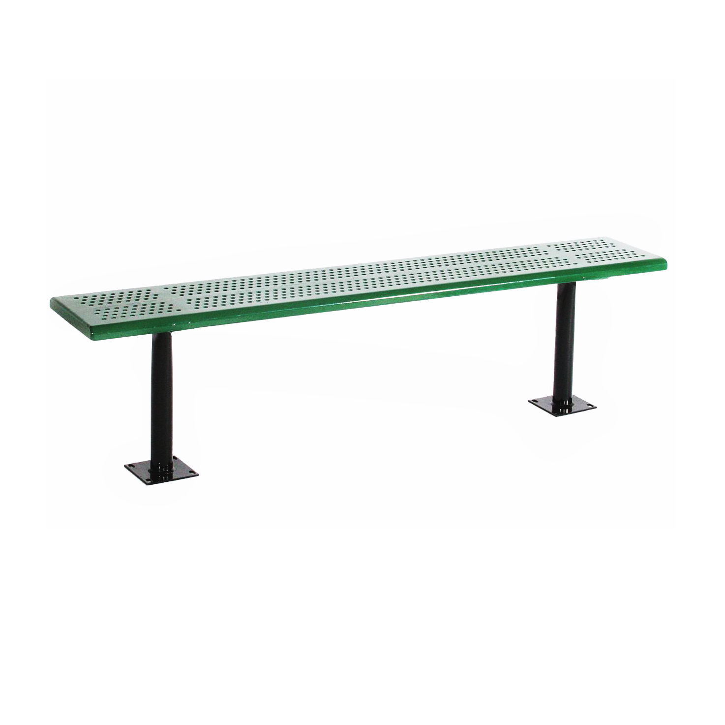 Amazing photo of Standard Bench without Back by SportsPlay AAA State of Play with #376C4A color and 1280x916 pixels