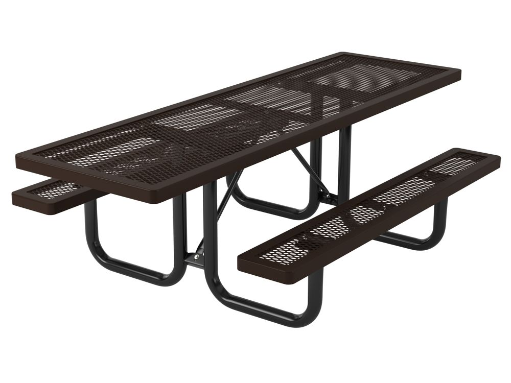 Portable Play Table : Ada accessible regal rectangular portable table from