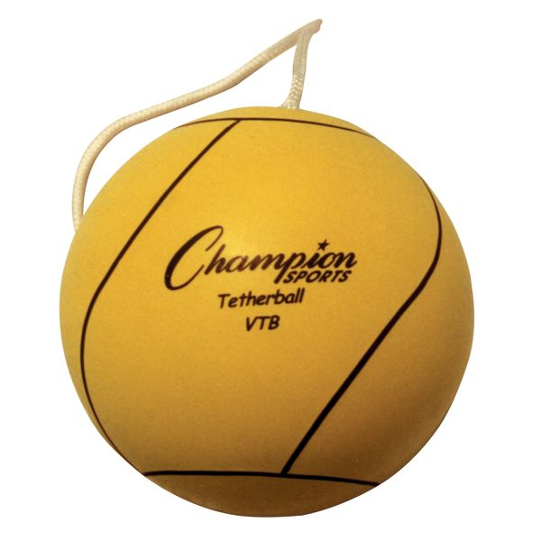 Vtb Champion Sports Optic Yellow Tether Ball A
