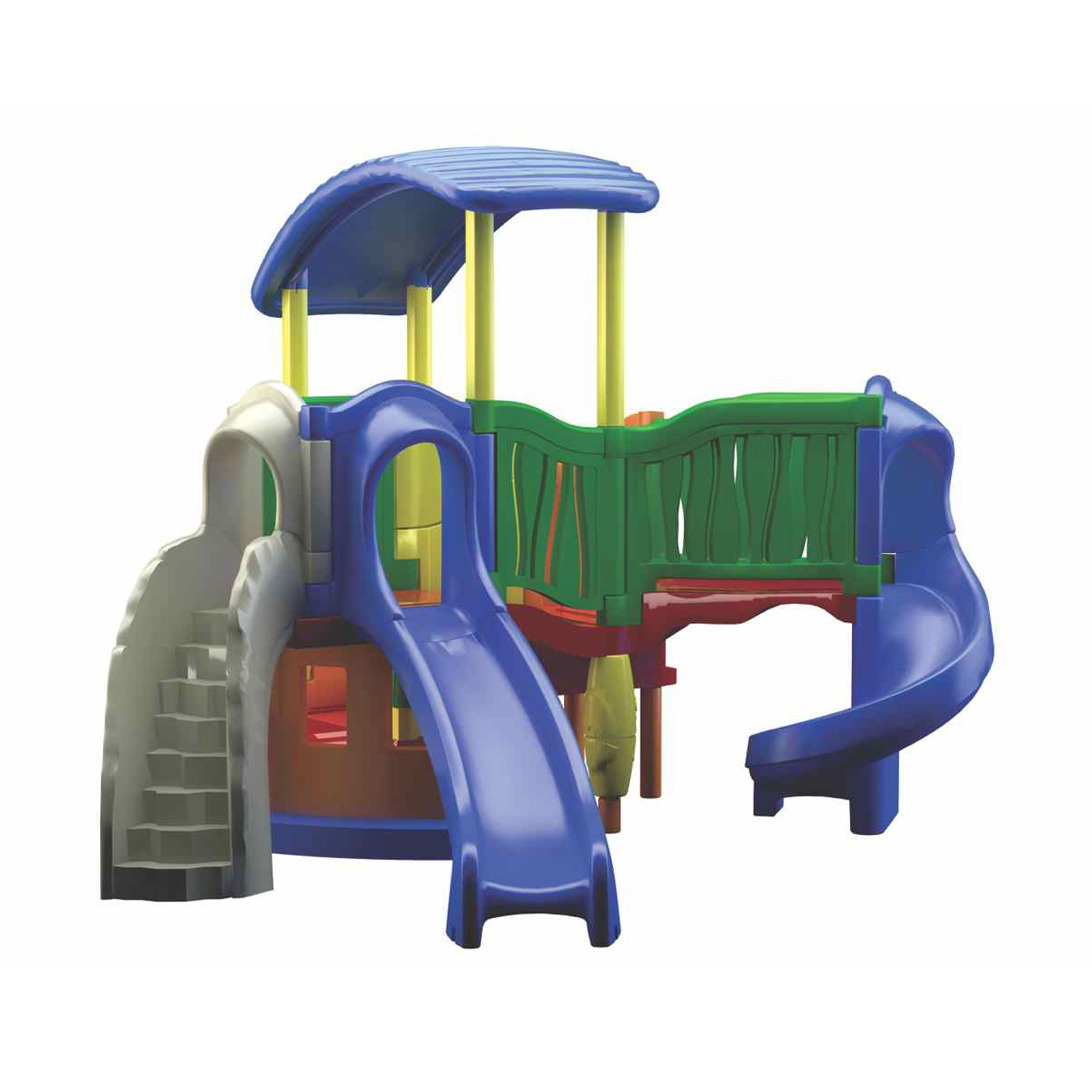 Little Tikes Climber And Slide Clever Climber All In