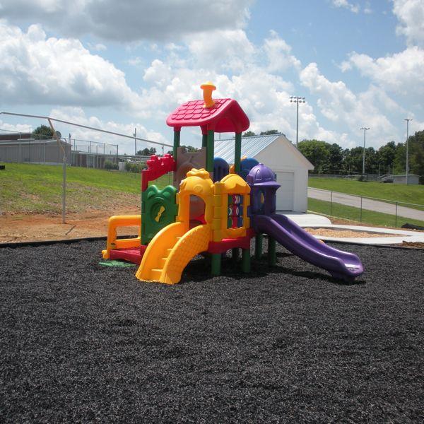 Bulk Rubber Playground Mulch 1 Ton Super Sack Fast