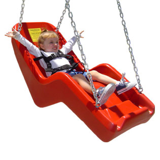 Jennswing Molded Swing Seat Handicap Accessible