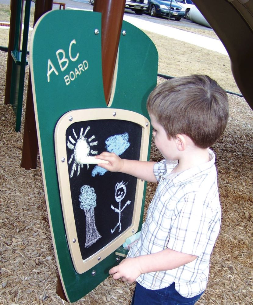 Abc Creative Board By Infinity Playgrounds Aaa State Of Play