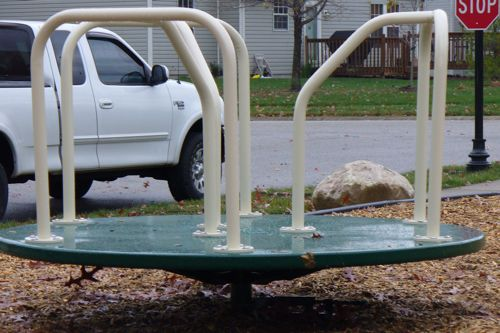 Merry Go Rounds Playground Equipment By Sportsplay Aaa