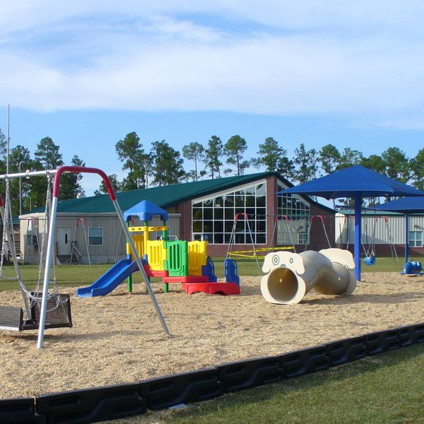 Engineered Wood Fiber Much For Playgrounds Aaa State Of Play